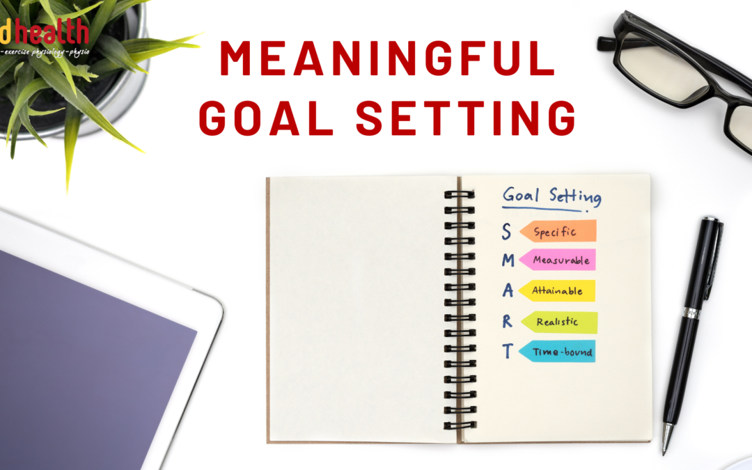 meaningful goal setting