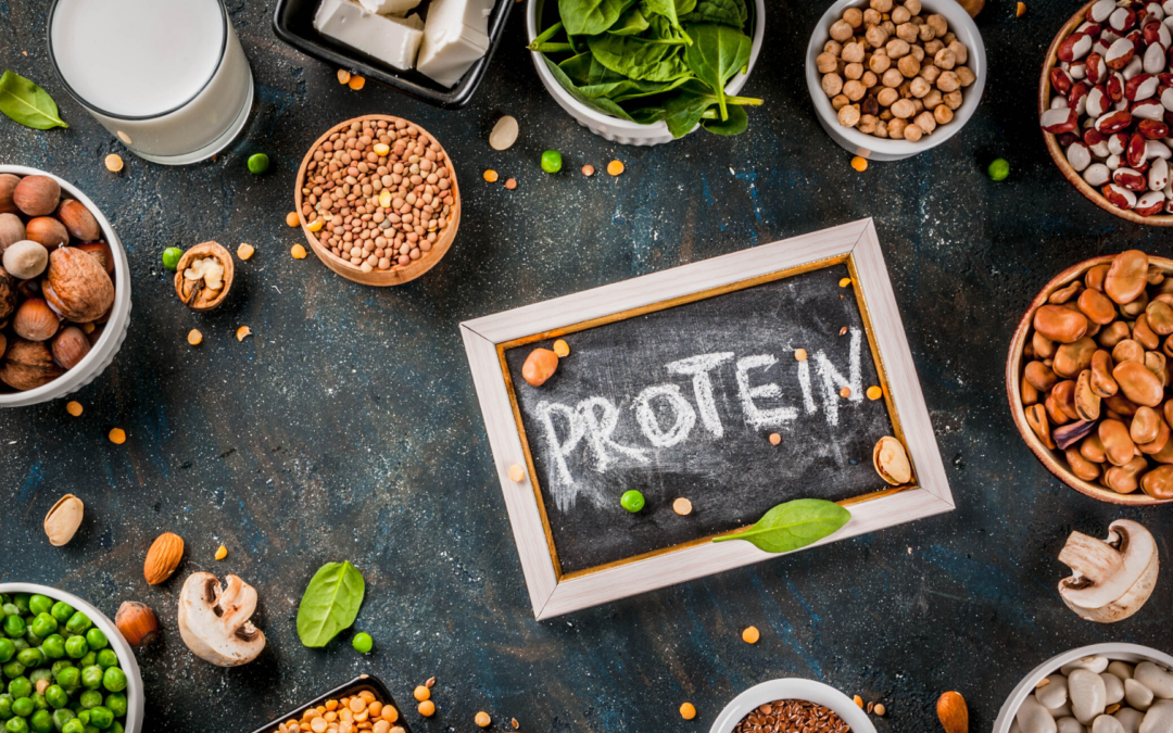 Protein is the first driver of your appetite